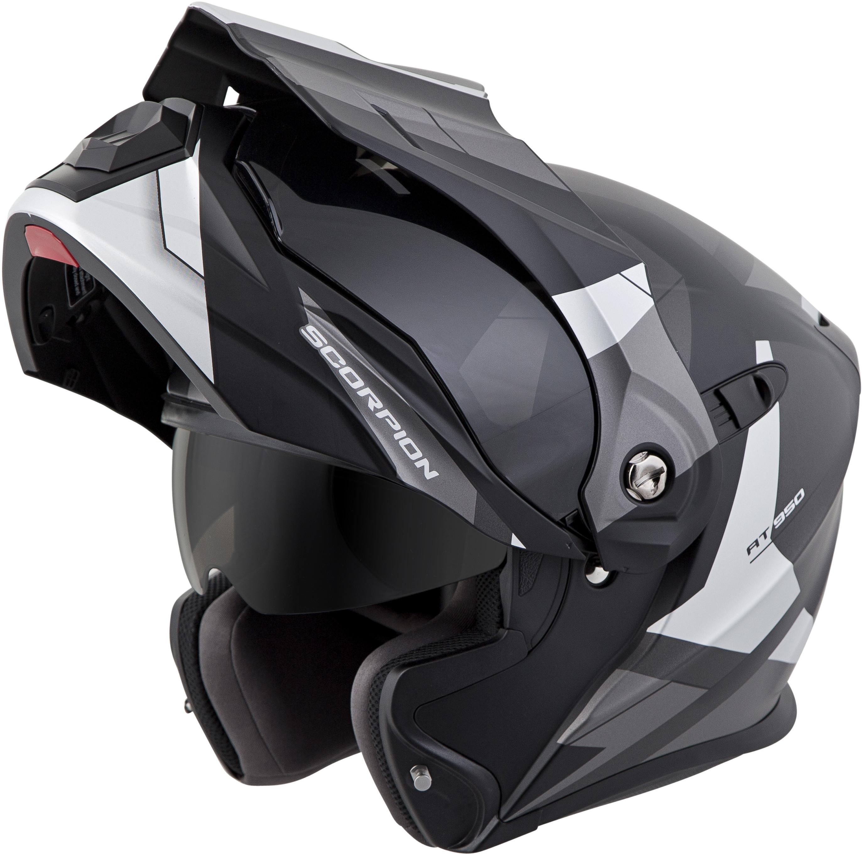 for-Scorpion-Helmet-EXO-AT950-Neocon-Snow-Helmet-with-Dual-Lens-Shield miniature 27