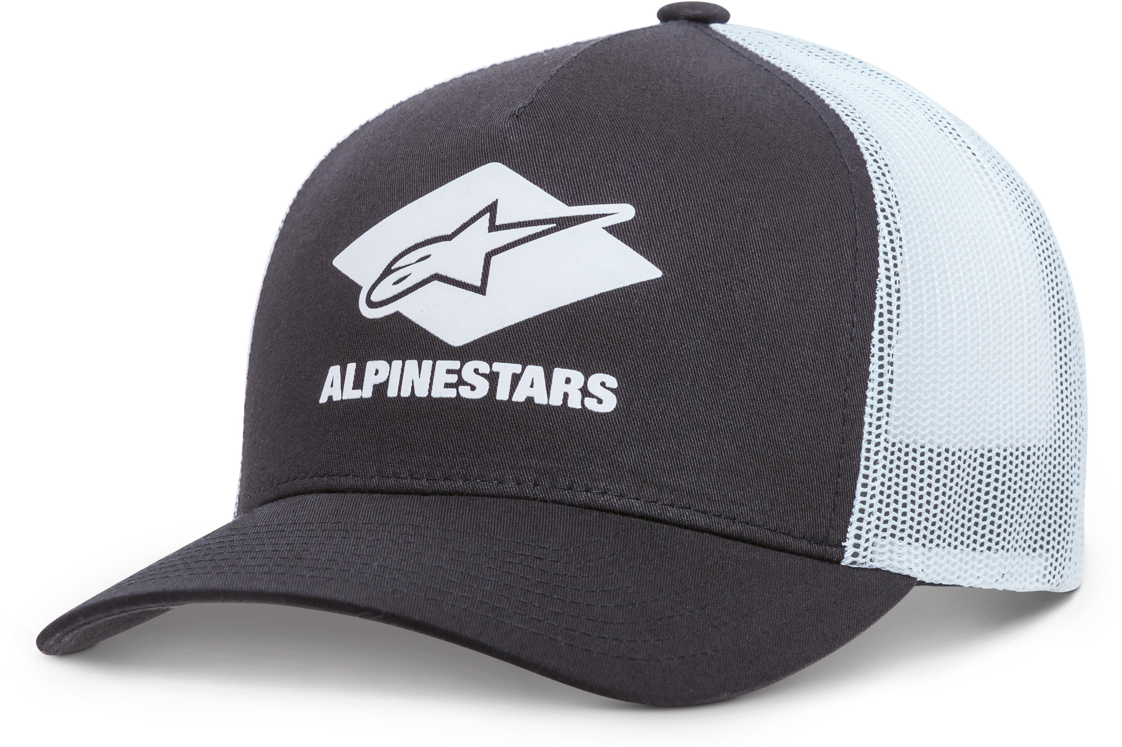 NEW Alpinestars Mx Ageless Black//White Womens Motocross Dirt Bike Summer Hat