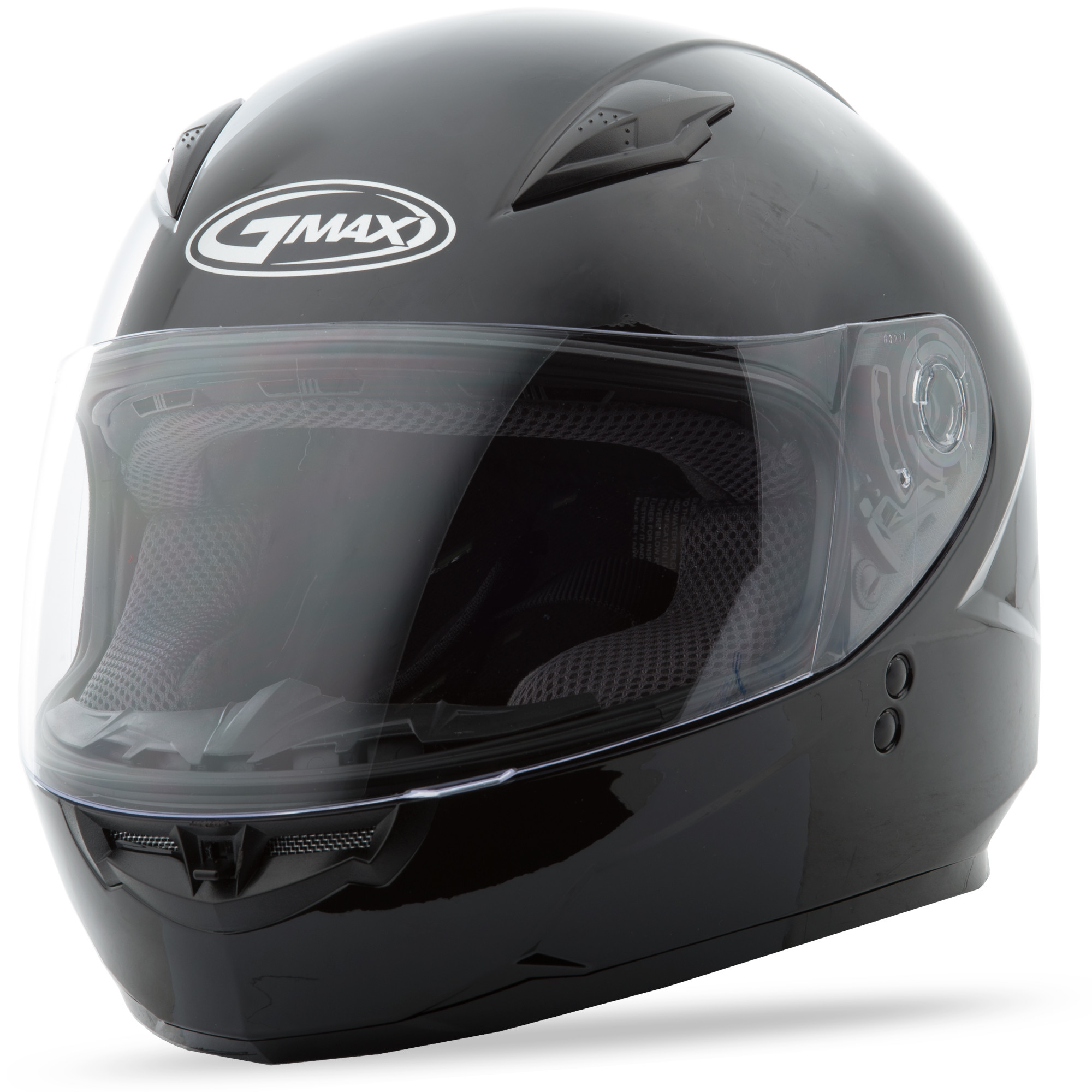 YOUTH GM-49Y Full-Face Helmet,  Black YS 72-4940YS