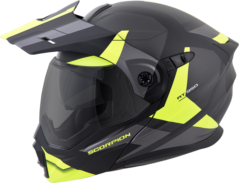 for-Scorpion-Helmet-EXO-AT950-Neocon-Snow-Helmet-with-Dual-Lens-Shield miniature 36