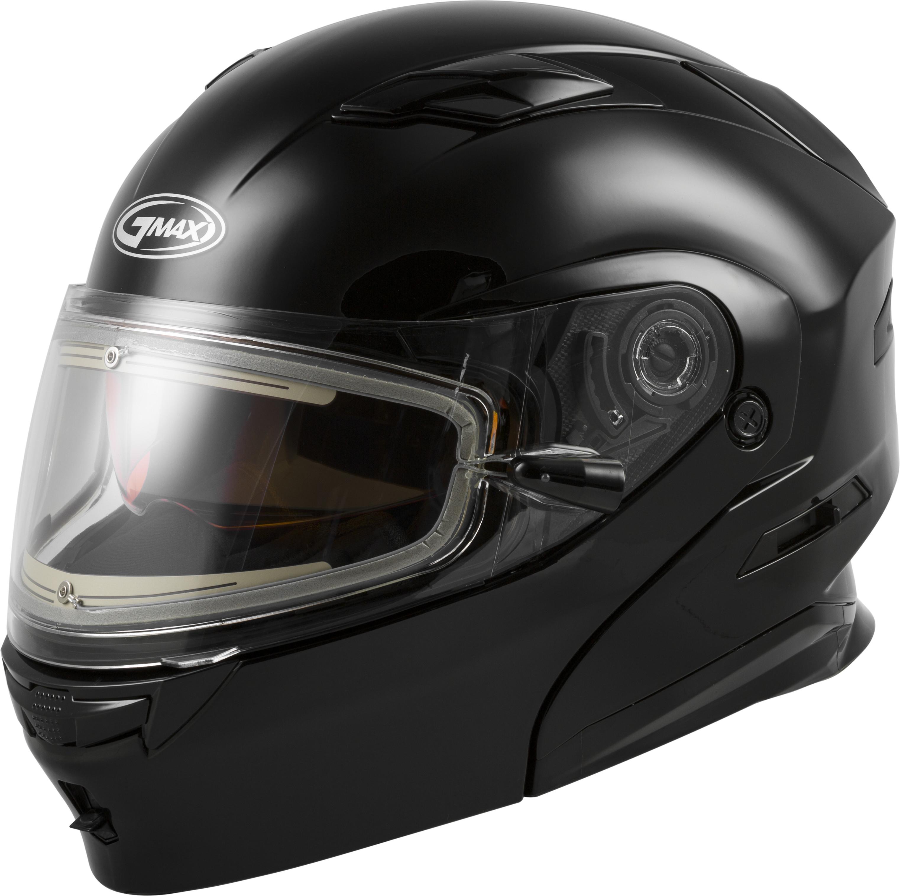MD-01S MODULAR Snow Helmet,  W Electric SHIELD 72-6278L