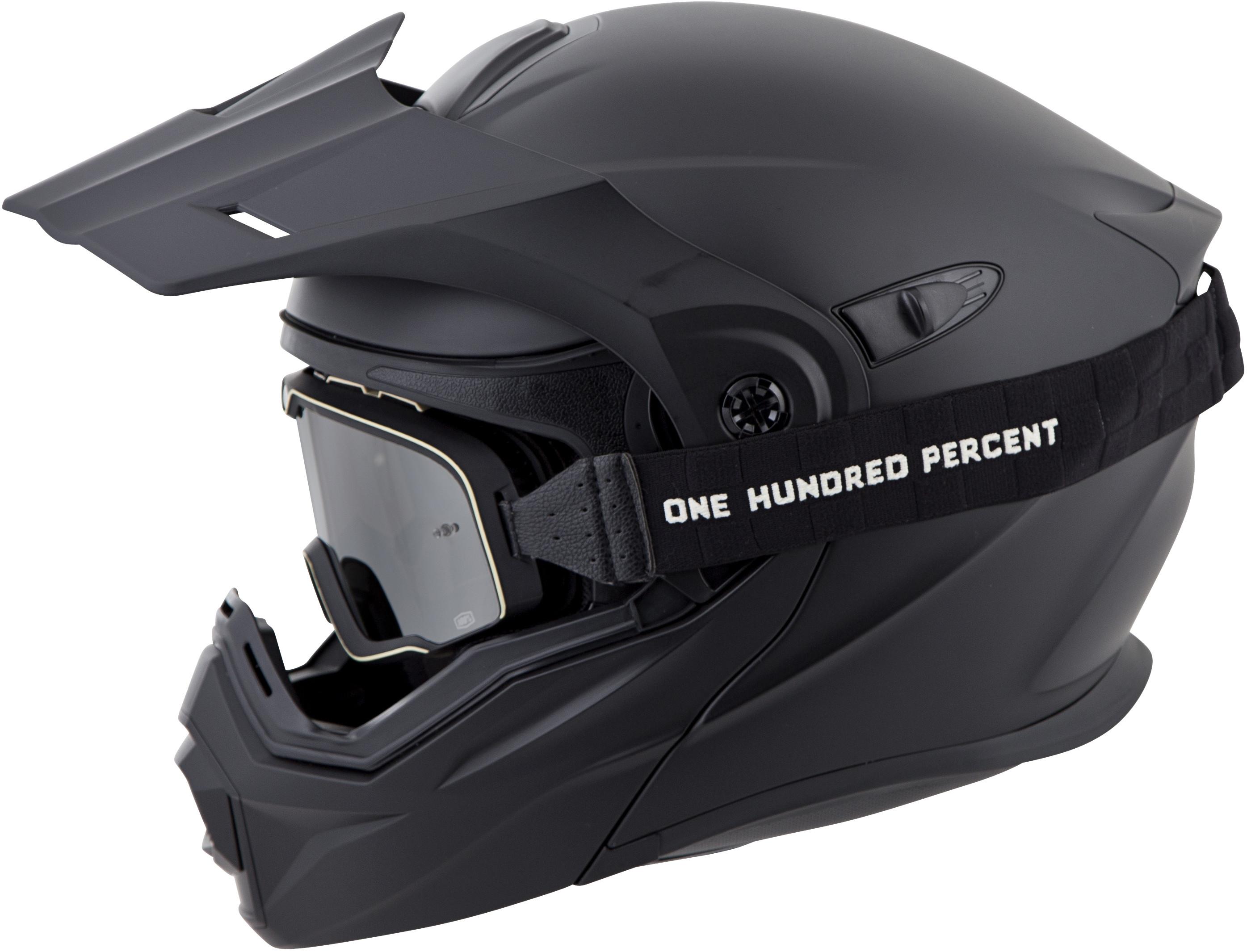 Scorpion-Helmet-EXO-AT950-Solid-Helmet miniature 8