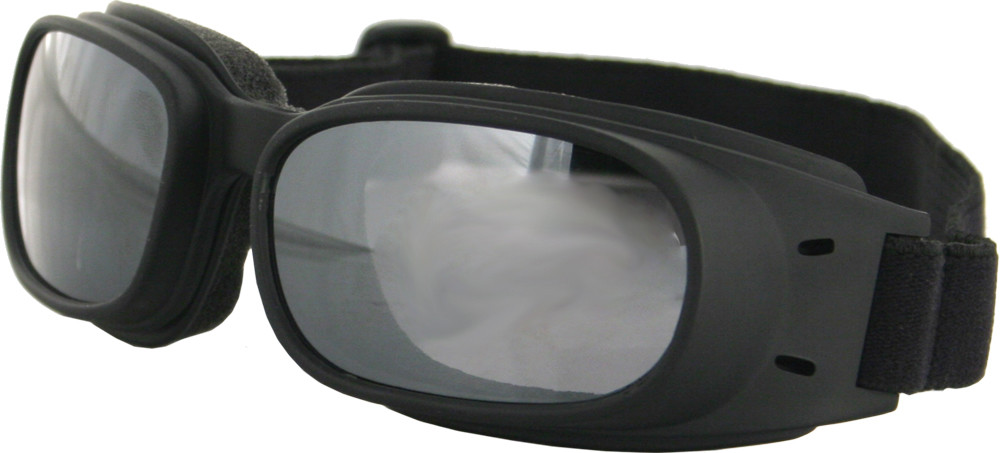 PISTON SUNGLASSES W/SMOKE REFLECTIVE LENS