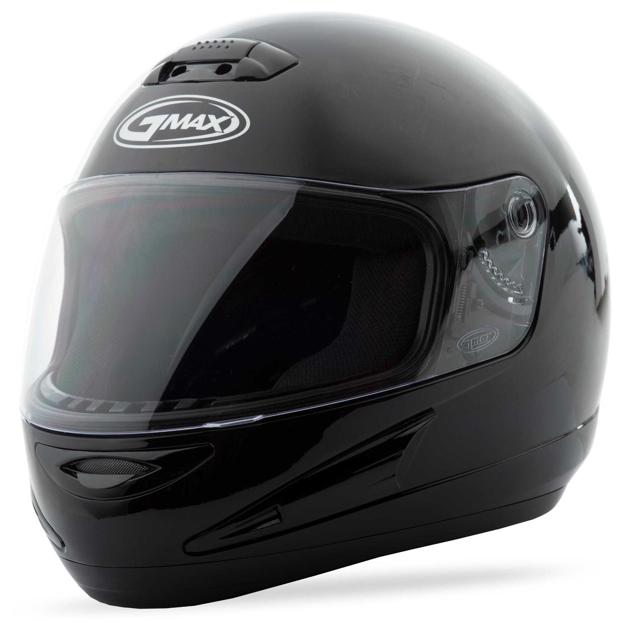 GM-38 FULL-FACE Black LG,    72-5730L