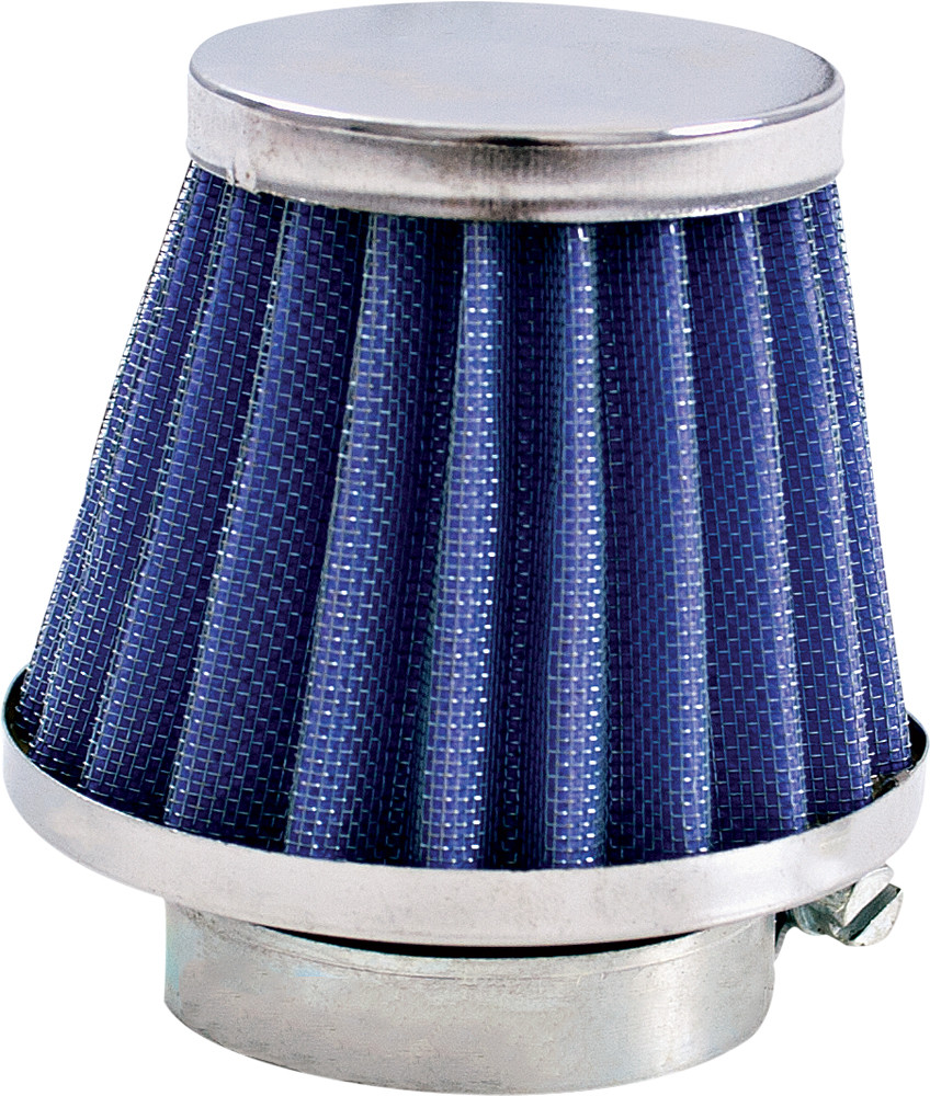 Air Filter 48mm 1.9 inch Wire Mesh Long Cone