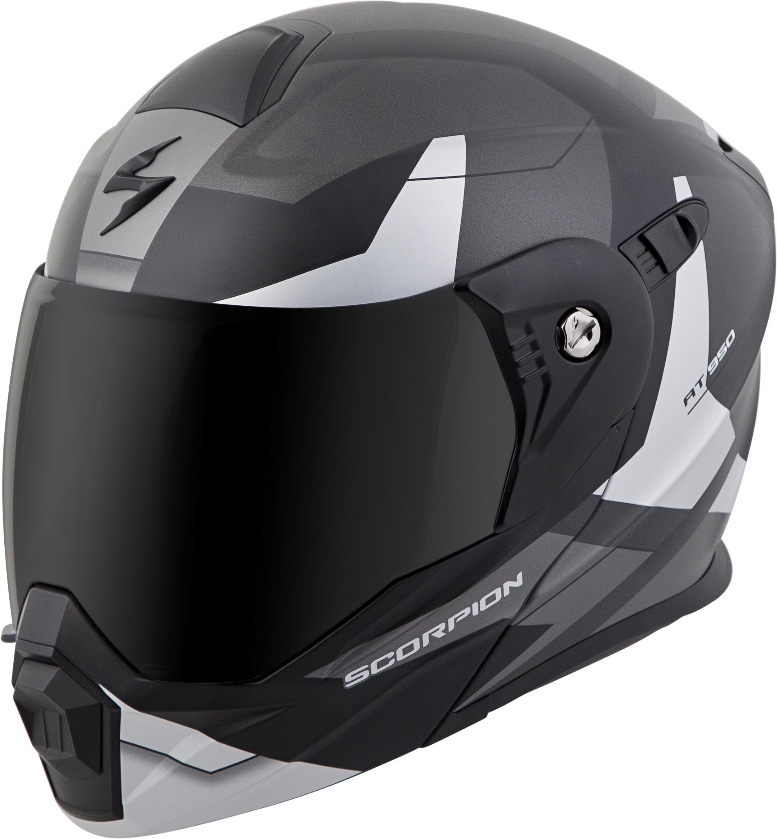 for-Scorpion-Helmet-EXO-AT950-Neocon-Snow-Helmet-with-Dual-Lens-Shield miniature 26