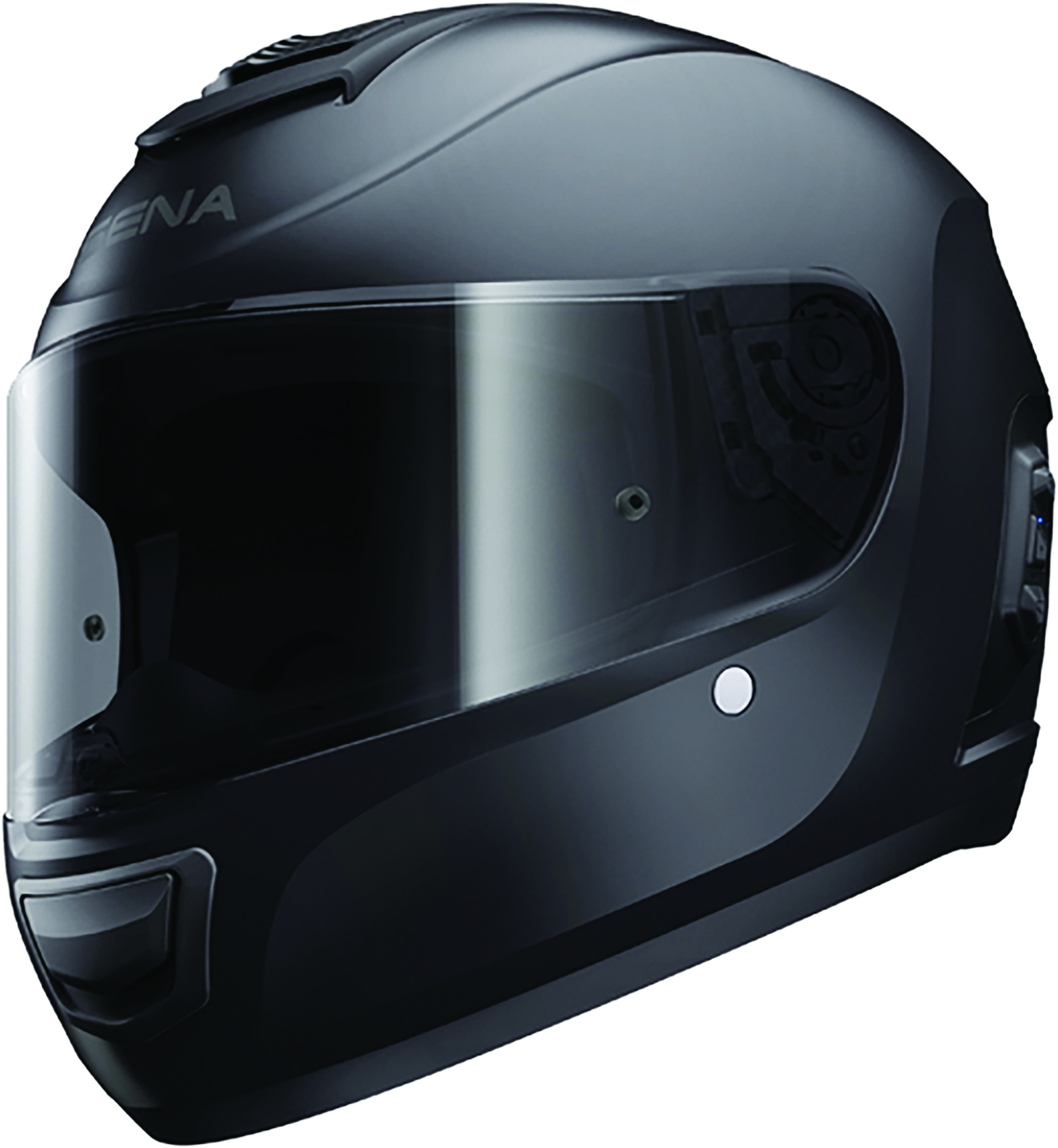 MOMENTUM LITE Full Face,  Matte BLACK 843-014012X