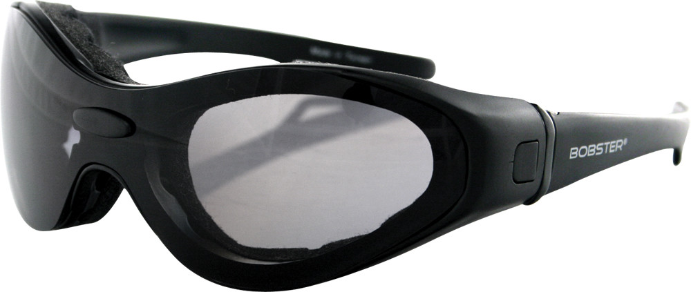 SPEKTRAX SUNGLASSES CONV BLACK W/3 LENSES