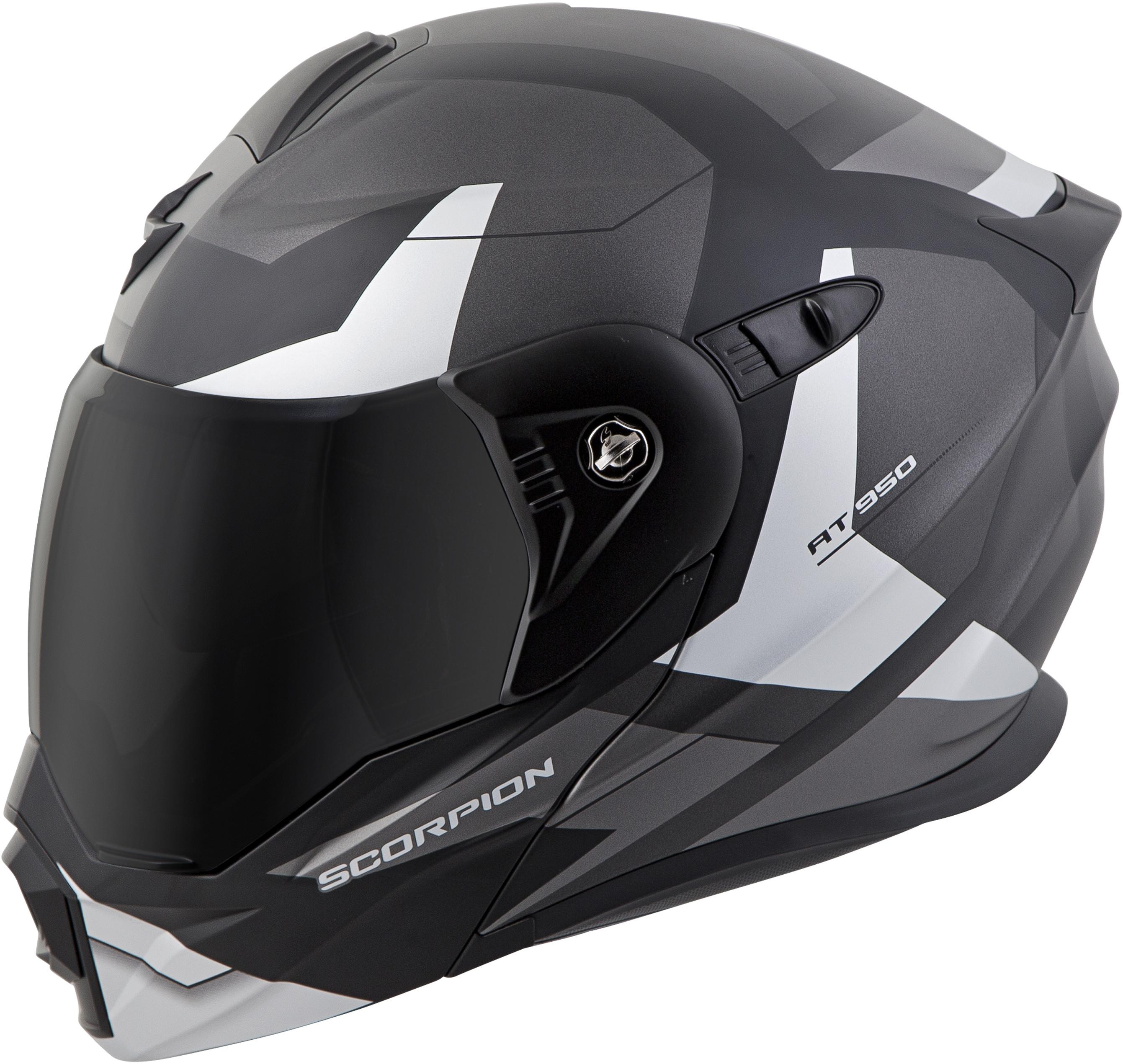 for-Scorpion-Helmet-EXO-AT950-Neocon-Snow-Helmet-with-Dual-Lens-Shield miniature 33
