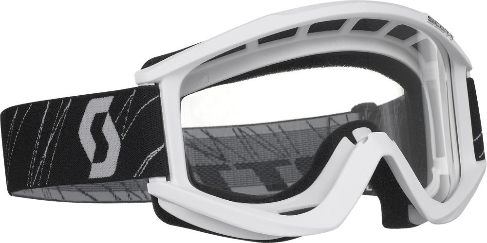 Recoil Goggle (White)