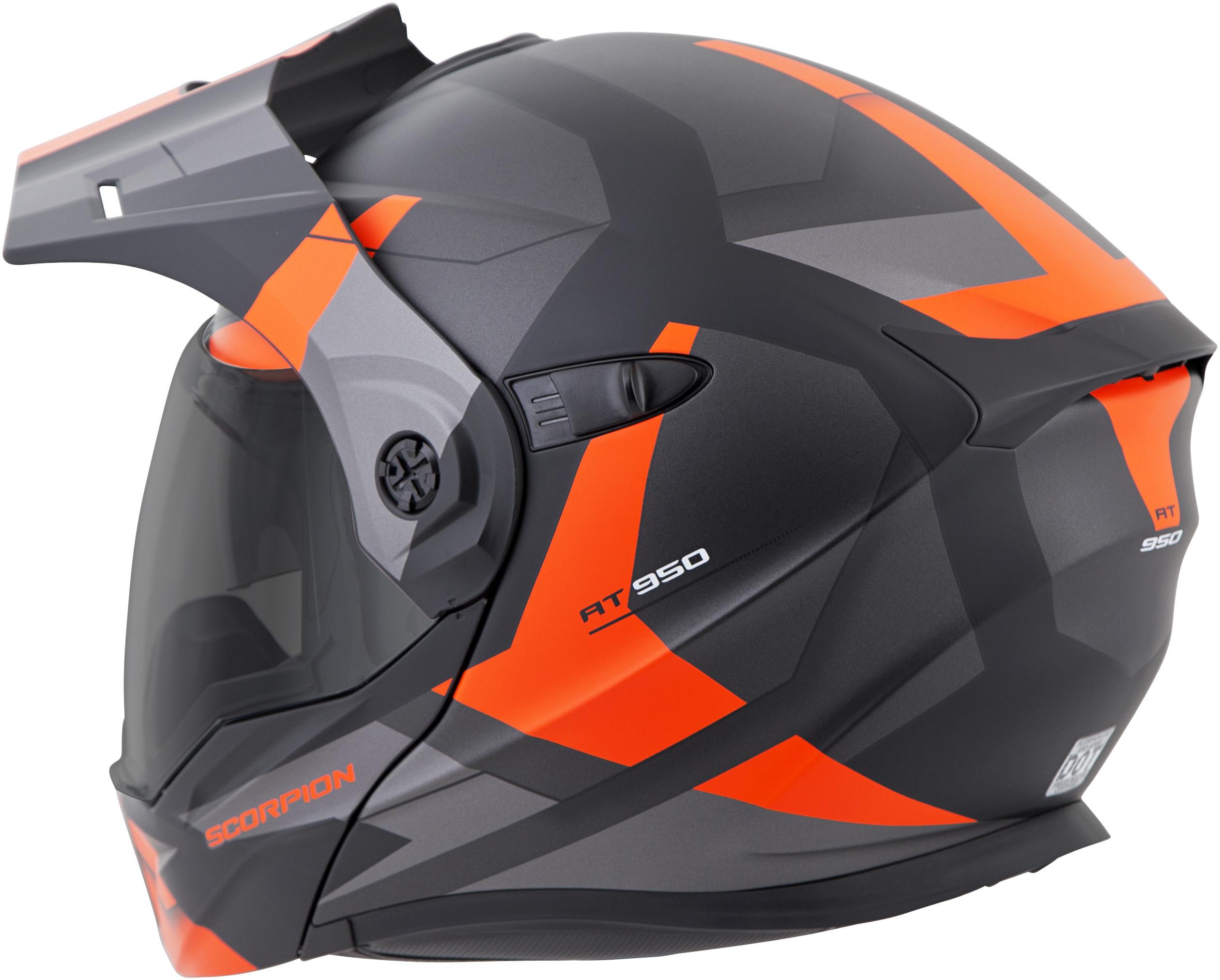 for-Scorpion-Helmet-EXO-AT950-Neocon-Snow-Helmet-with-Dual-Lens-Shield miniature 20