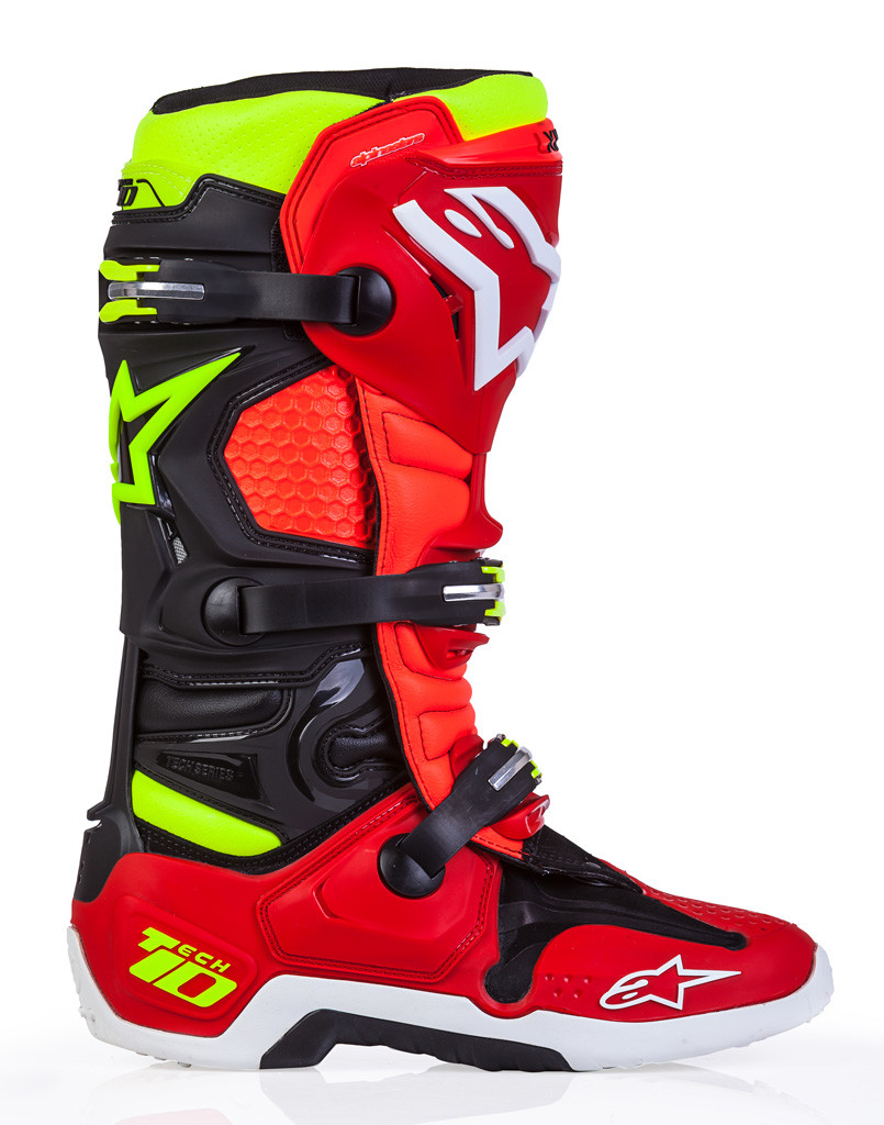 18b72c38b1 Alpinestars Limited Edition  Torch  Tech 10 Boots Now Available ...