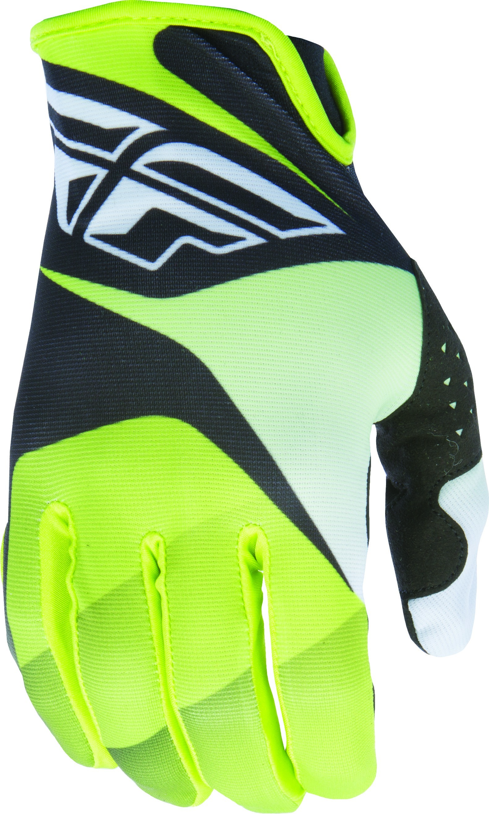 LITE GLOVE LIME/BLACK/WHITE SZ 8 S (370-01508)