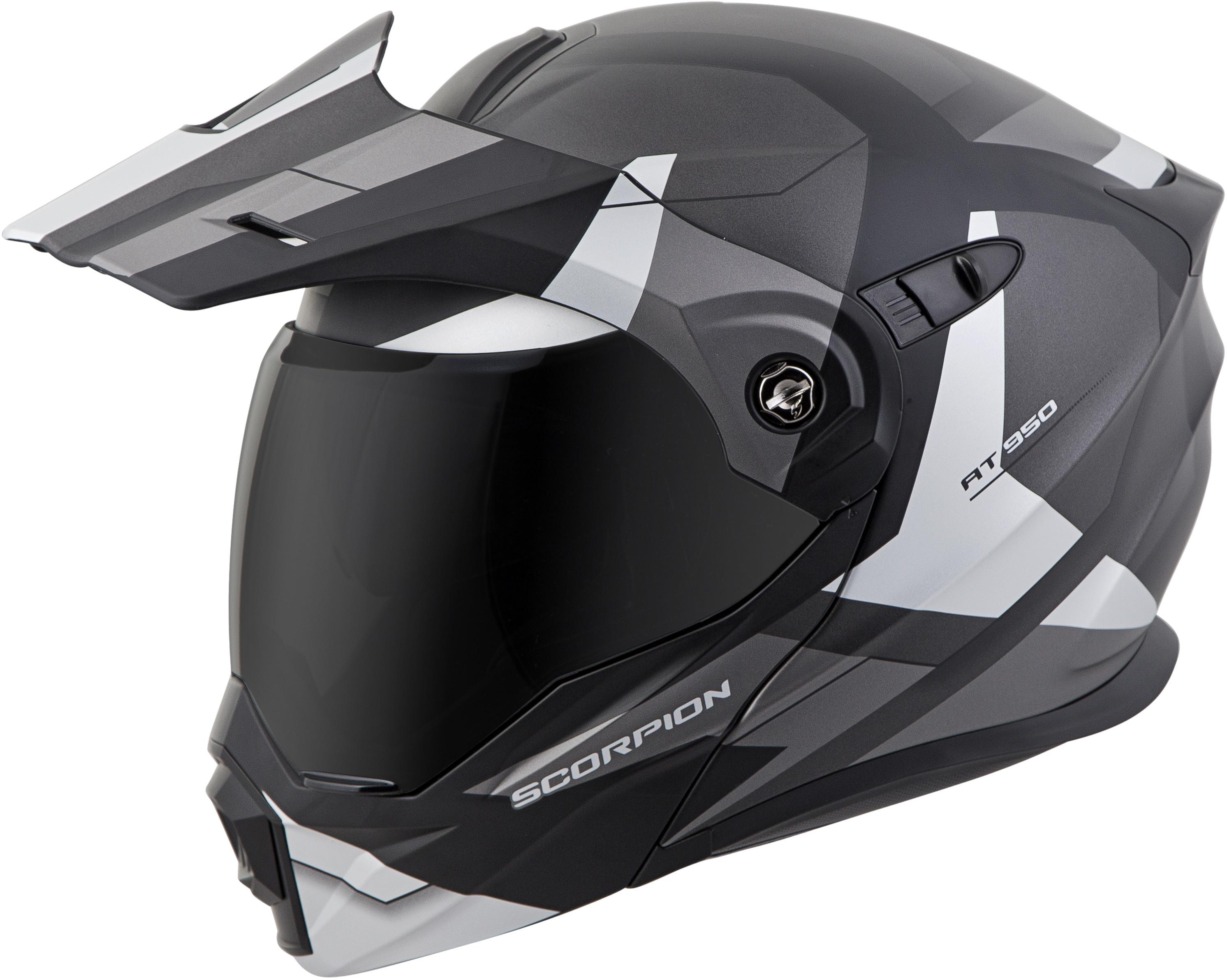 for-Scorpion-Helmet-EXO-AT950-Neocon-Snow-Helmet-with-Dual-Lens-Shield miniature 32