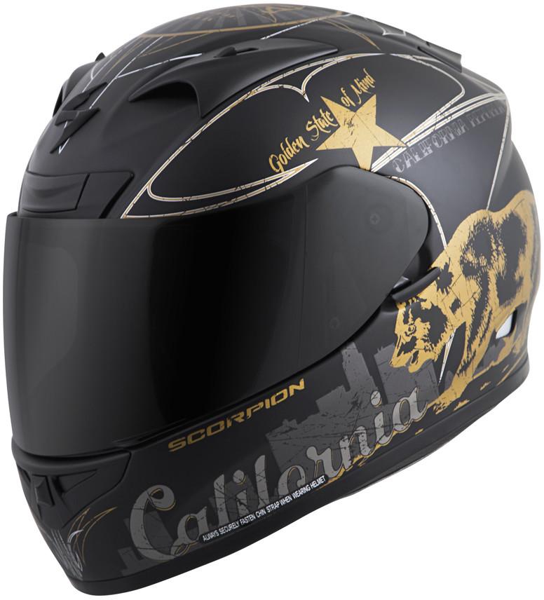 EXO-R710 Golden State Helmet