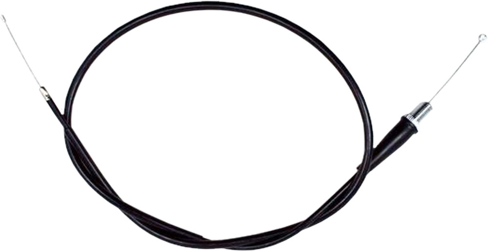 Black Vinyl Throttle Cable 70-2138, for Honda Motorcycle