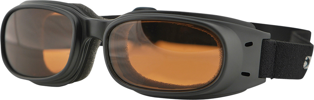 PISTON SUNGLASSES W/AMBER LENS