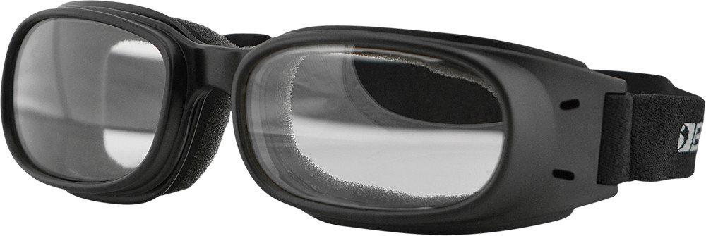 PISTON SUNGLASSES W/CLEAR LENS