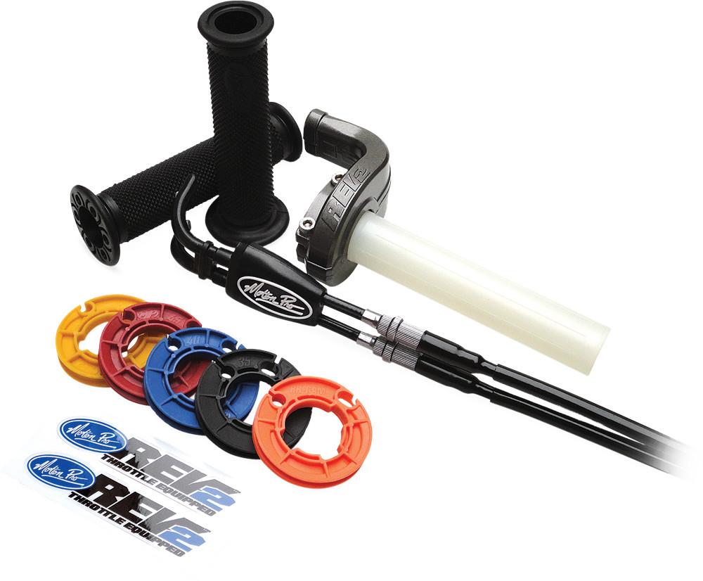 Rev2 Throttle Kit 70-22754, for Honda Motorcycle