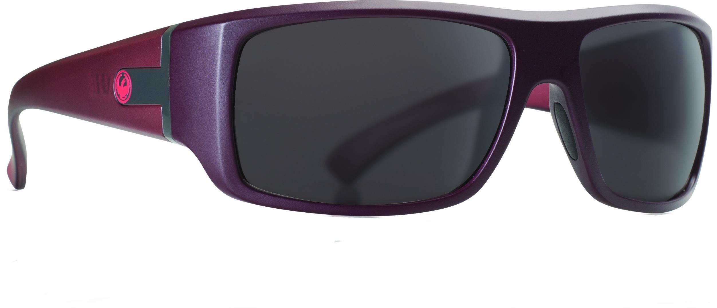 Vantage Sunglasses Matte Rosewood W/Smoke Polar Lens