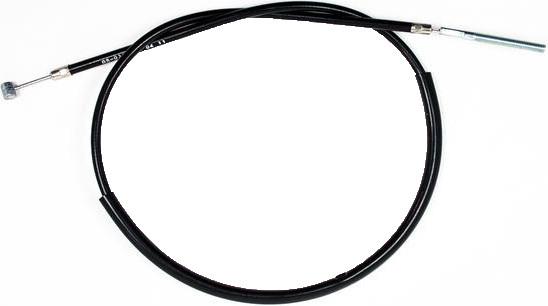 BLACK VINYL FRONT BRAKE CABLE