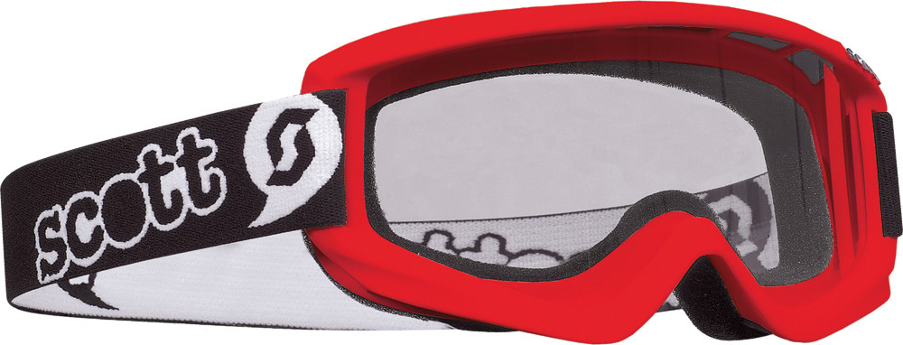 YOUTH AGENT GOGGLE RED